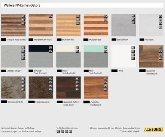 Küchenarbeitsplatten dekore  Hanseatisches-Arbeitsplatten-Kontor - 1-29-Holz-PP-090-018
